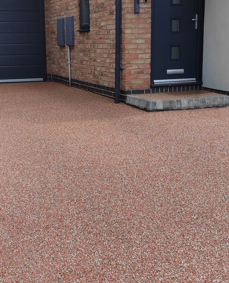 Want to Repair or Renew your Resin Bound Driveway? Here's how...