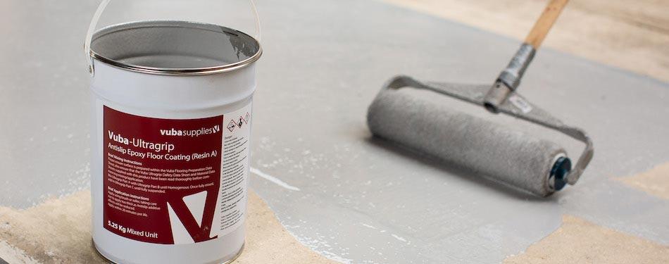 Types of Floor Paint