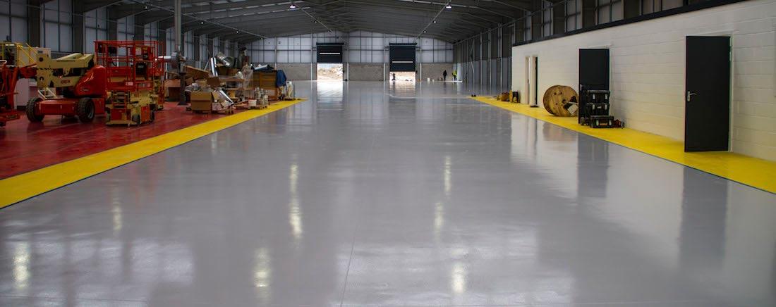 Standard Floor Paints