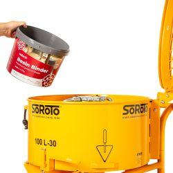 Resin Bound Mixer (Soroto)