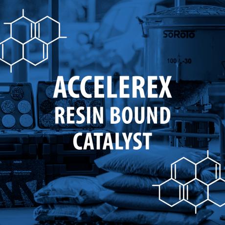 Accelerex (Resin Bound Accelerator) 500ml + 50ml Syringe