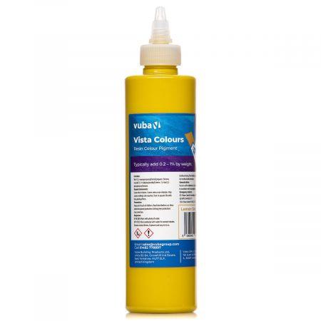 Vista Colour Pigment 250ml - Lemon Drop