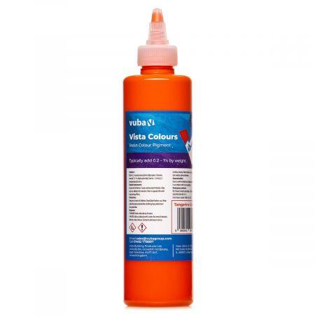 Vista Colour Pigment 250ml - Tangerine Scream