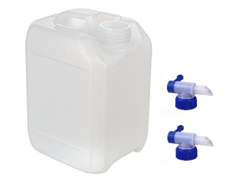 Vista Small Bottle & Tap Kit