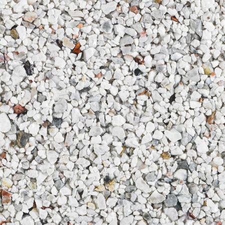 White Flint 2-5mm 25kg