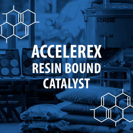 Accelerex Catalyst 600ml + Syringe