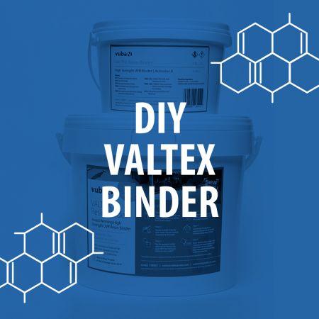Valtex DIY Resin Bound Binder 1.88kg  (Delivery 1 Weeks)