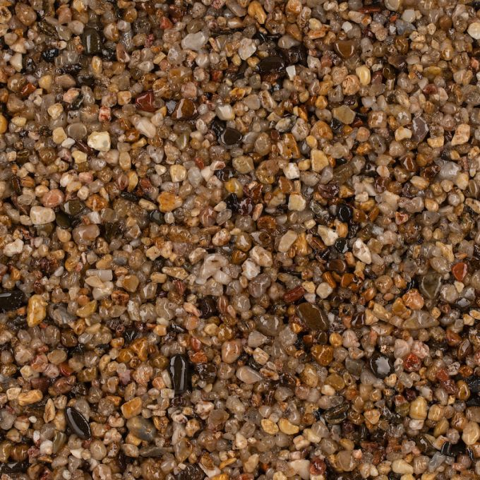 Rhine Gold 2-5mm 25kg (New Golden Quartz)