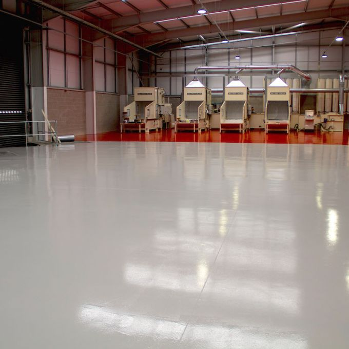 Waterproofing Epoxy Floor and Wall Paint