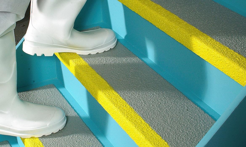 Anti Slip GRP Stair Treads