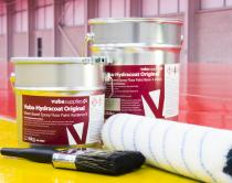 Epoxy Floor Paint Kit - Waterproofing Epoxy Floor and Wall Coating (Hydracoat)