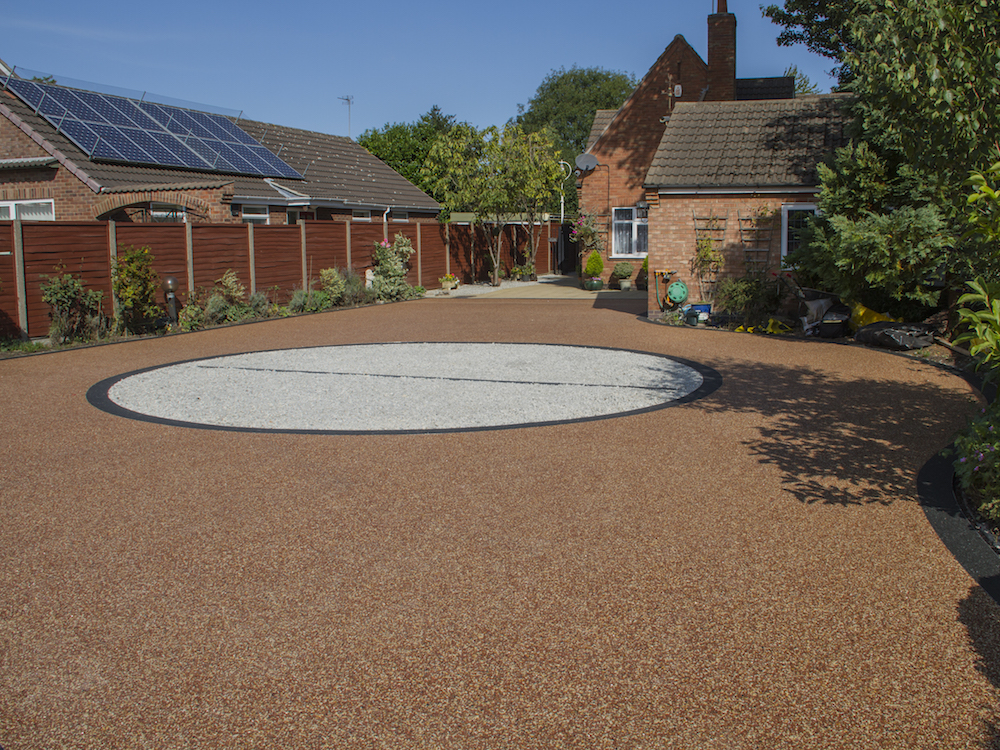 Resin Bound After