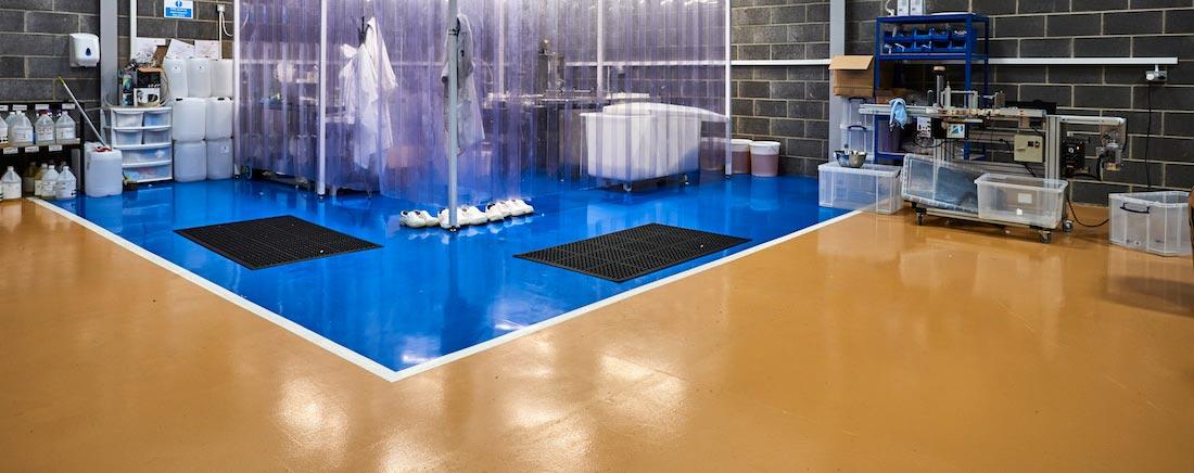 Hygienic Floor Paints