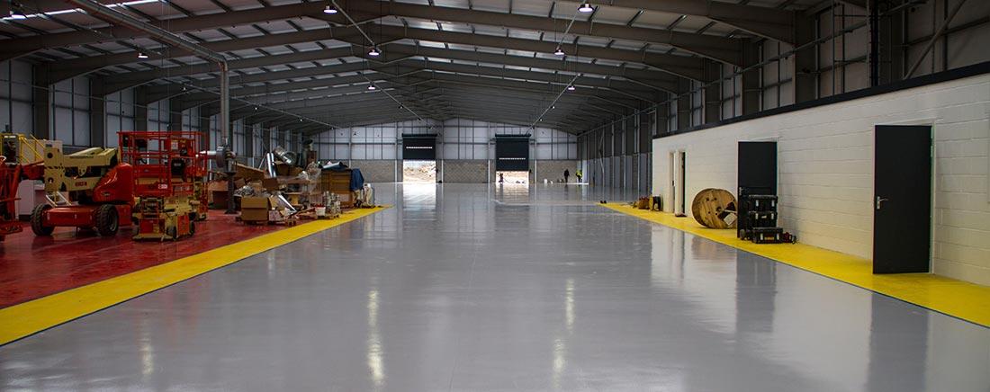 Warehouse Floor Paint