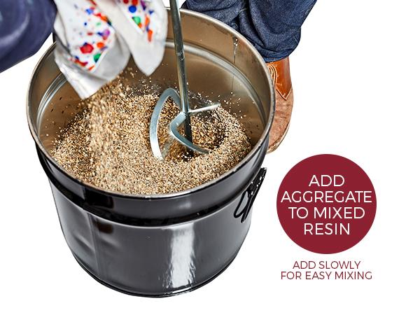 Resin Bound DIY Kit