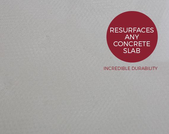 Concrete Resurfacing Screed