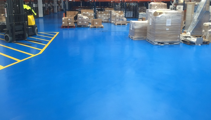 Food Safe Floor Paint