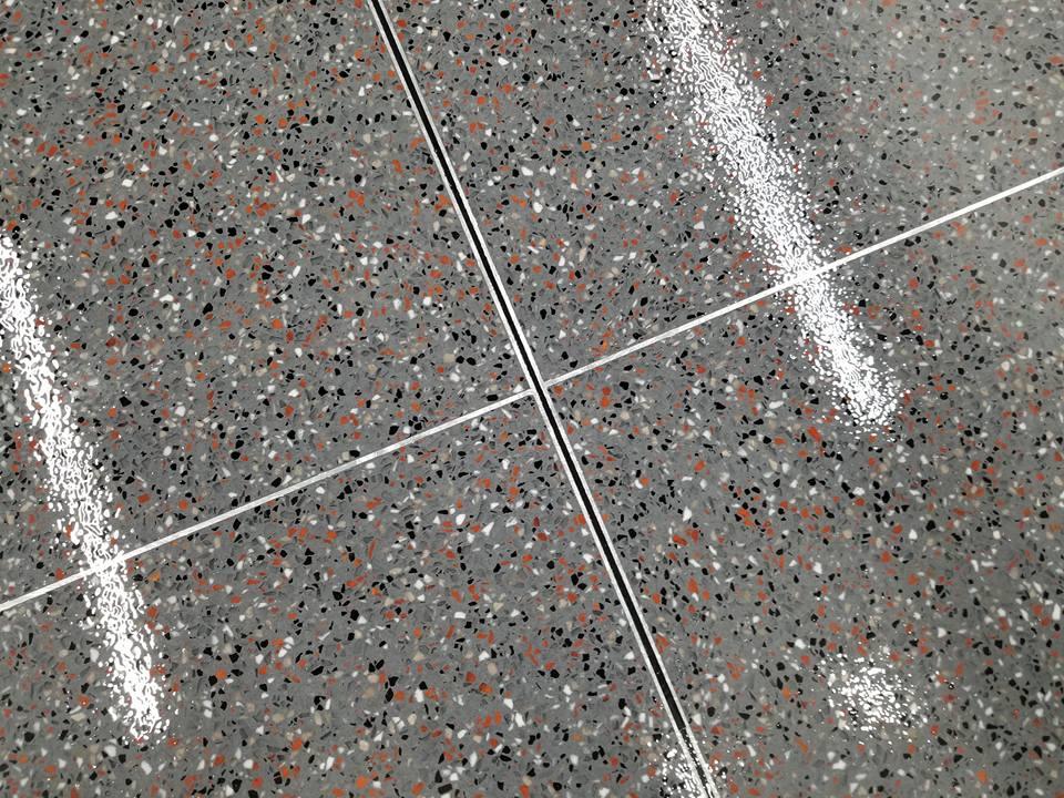 Clear Epoxy Concrete Sealer